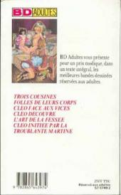Verso de Cléo (Les aventures de) (Colber) -3a- Épisode 3