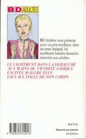 Verso de Les malheurs de Janice -119- Les malheurs de Janice 1