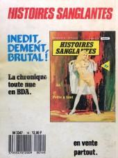 Verso de Les meufs (Novel Press) -14- Call-boy et fille de joie