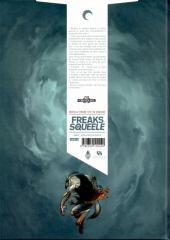 Verso de Freaks' Squeele (Version couleurs) -1- Étrange université 1/2
