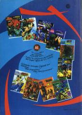 Verso de La ligue de justice (1re série - Arédit - Artima Color DC Super Star puis Artima Color DC) -3- Les imposteurs