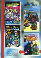 Verso de La ligue de justice (1re série - Arédit - Artima Color DC Super Star puis Artima Color DC) -5- Justiciers en crise