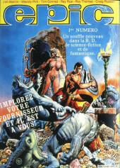 Verso de La ligue de justice (1re série - Arédit - Artima Color DC Super Star puis Artima Color DC) -7- Complot cosmique
