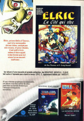 Verso de La ligue de justice (1re série - Arédit - Artima Color DC Super Star puis Artima Color DC) -9- Une ligue divisée