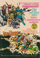 Verso de Kamandi (2e série - Arédit - Artima Color DC Super Star) -7- La planète de la violence