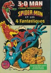 Verso de Kamandi (2e série - Arédit - Artima Color DC Super Star) -8- Des hommes dans un aquarium