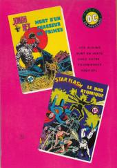Verso de Kamandi (2e série - Arédit - Artima Color DC Super Star) -10- La cité des loups