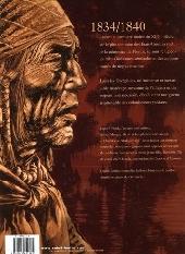 Verso de Séminole -1- Le destin de Jasper Unluck