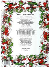 Verso de Iznogoud -2e2004- Les Complots d'Iznogoud