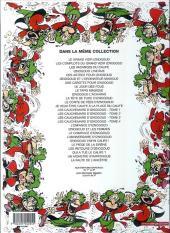 Verso de Iznogoud -1e- Le grand vizir iznogoud