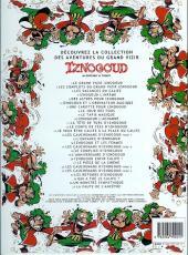 Verso de Iznogoud -9c- Le tapis magique