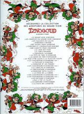 Verso de Iznogoud -24a2004- Les retours d'Iznogoud