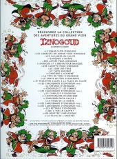 Verso de Iznogoud -23a2004- Les cauchemars d'Iznogoud (Tome 3)