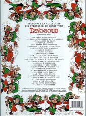 Verso de Iznogoud -22a2004- Les Cauchemars d'Iznogoud (tome 2)