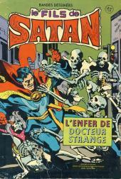 Verso de Le fils de Satan -Rec08- Album N°3256 (n°15 et n°16)