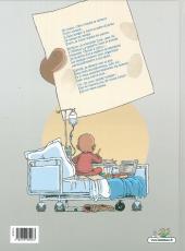 Verso de Boule à zéro -1- Petit cœur chômeur