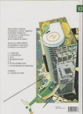 Verso de Largo Winch -5a 96- H