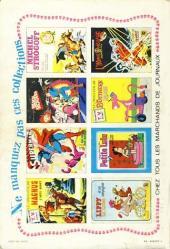 Verso de Rin Tin Tin & Rusty (2e série) -Rec68- Album N°68 (du n°127 au n°129)