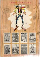 Verso de Lucky Luke -18b66- A l'ombre des derricks