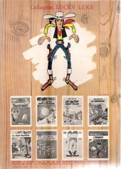 Verso de Lucky Luke -20a67- Billy the Kid
