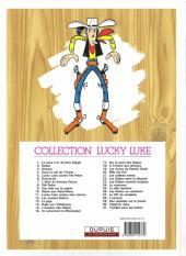 Verso de Lucky Luke -26Ind- Les Dalton se rachètent