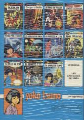 Verso de Yoko Tsuno -4b82- Aventures électroniques
