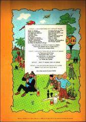 Verso de Jo, Zette et Jocko (Les Aventures de) -5B32- La vallée des cobras