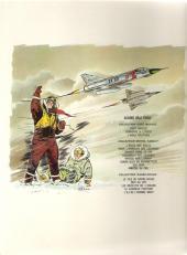 Verso de Tanguy et Laverdure -2b1967- Pour l'honneur des Cocardes