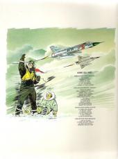 Verso de Tanguy et Laverdure -4a70- Escadrille des cigognes
