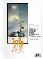 Verso de XIII -10b2005- El Cascador