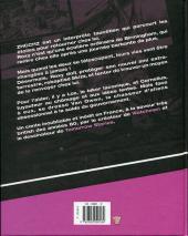 Verso de Alan Moore -4- Les archives - Skizz