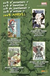 Verso de Marvel Universe (Panini - 2007) -31- Chaos War 3/3