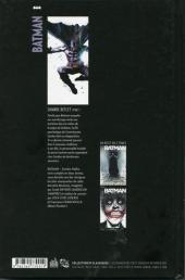 Verso de Batman - Sombre reflet -1- Sombre reflet - Tome 1
