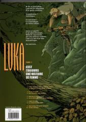 Verso de Luka -1b06- C'est toujours une histoire de femme