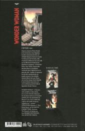 Verso de Wonder Woman : L'Odyssée -1- L'odyssée - Tome 1
