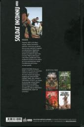 Verso de Soldat inconnu (Urban Comics) -1- Possédé