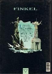 Verso de Finkel -1- L'enfant de mer