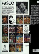 Verso de Vasco -2b1994- Le prisonnier de satan