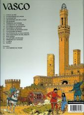 Verso de Vasco -7c2000- Le diable et le cathare