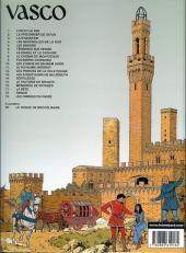 Verso de Vasco -11c2003- Le royaume interdit