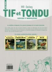 Verso de Tif et Tondu (Intégrale) -11- Sortilèges et manipulations
