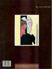 Verso de L'incal - Une aventure de John Difool -3b- Ce qui est en bas