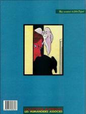 Verso de L'incal - Une aventure de John Difool -4a86- Ce qui est en haut