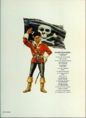 Verso de Barbe-Rouge -6c1979- Le vaisseau fantôme