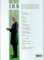 Verso de I.R.$. -7a11- Corporate america
