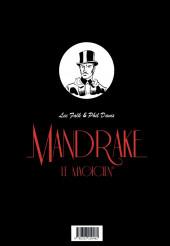 Verso de Mandrake le magicien (Clair de lune) -1- Volume 1 : 1950 à 1953