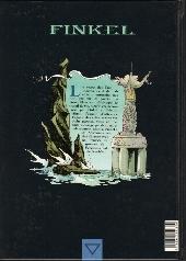 Verso de Finkel -5- Origine
