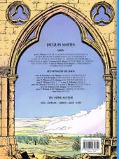 Verso de Jhen -13- L'ombre des Cathares