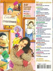Verso de Minnie mag -80- Numéro 80