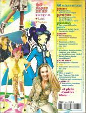 Verso de Minnie mag -86- Numéro 86